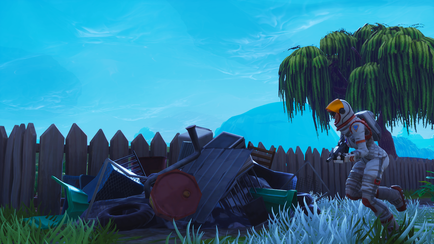 fortnite game hd wallpapers