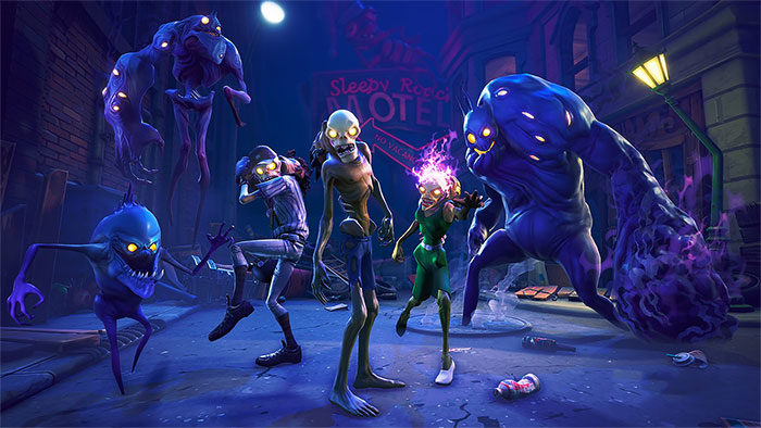 fortnite game latest wallpapers