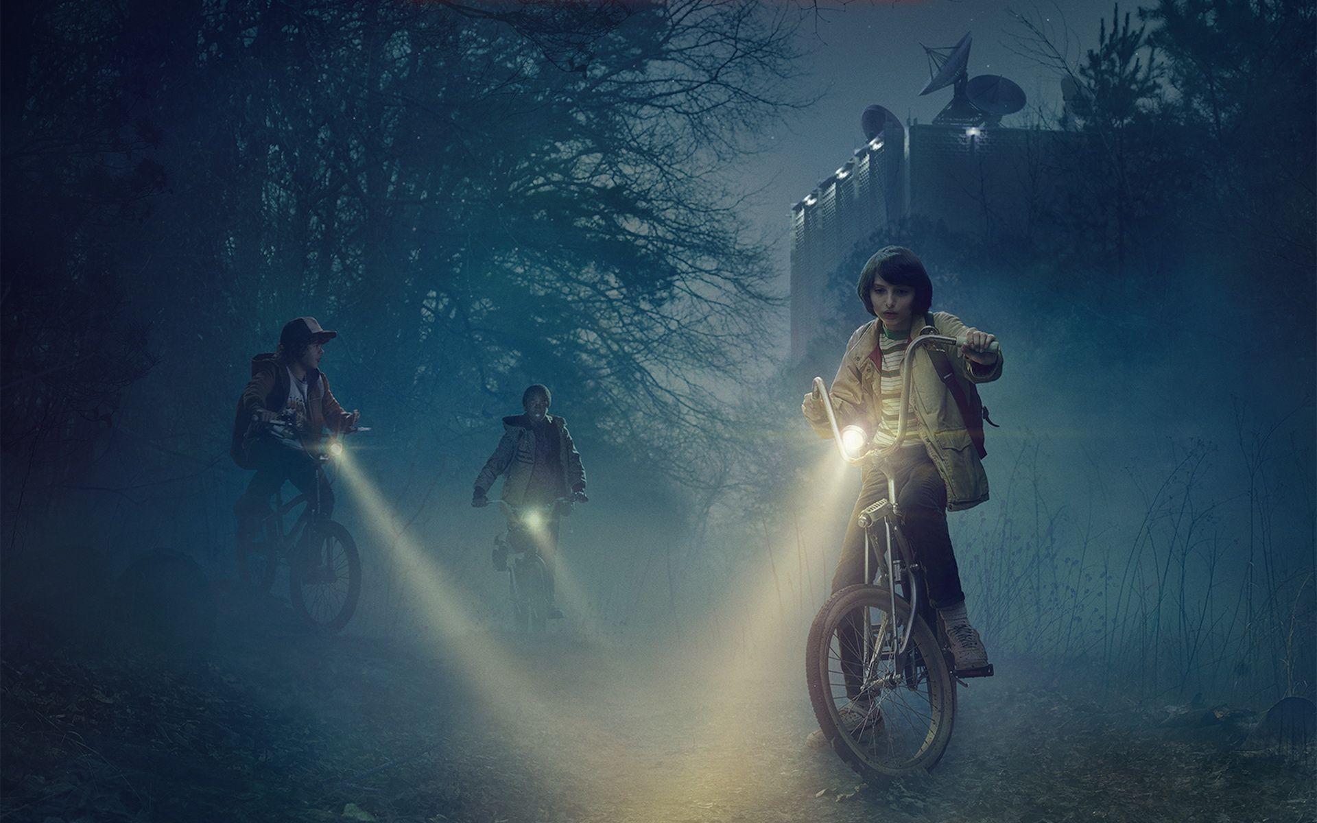 free stranger things images