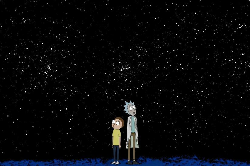 4k rick and morty wallpapers free