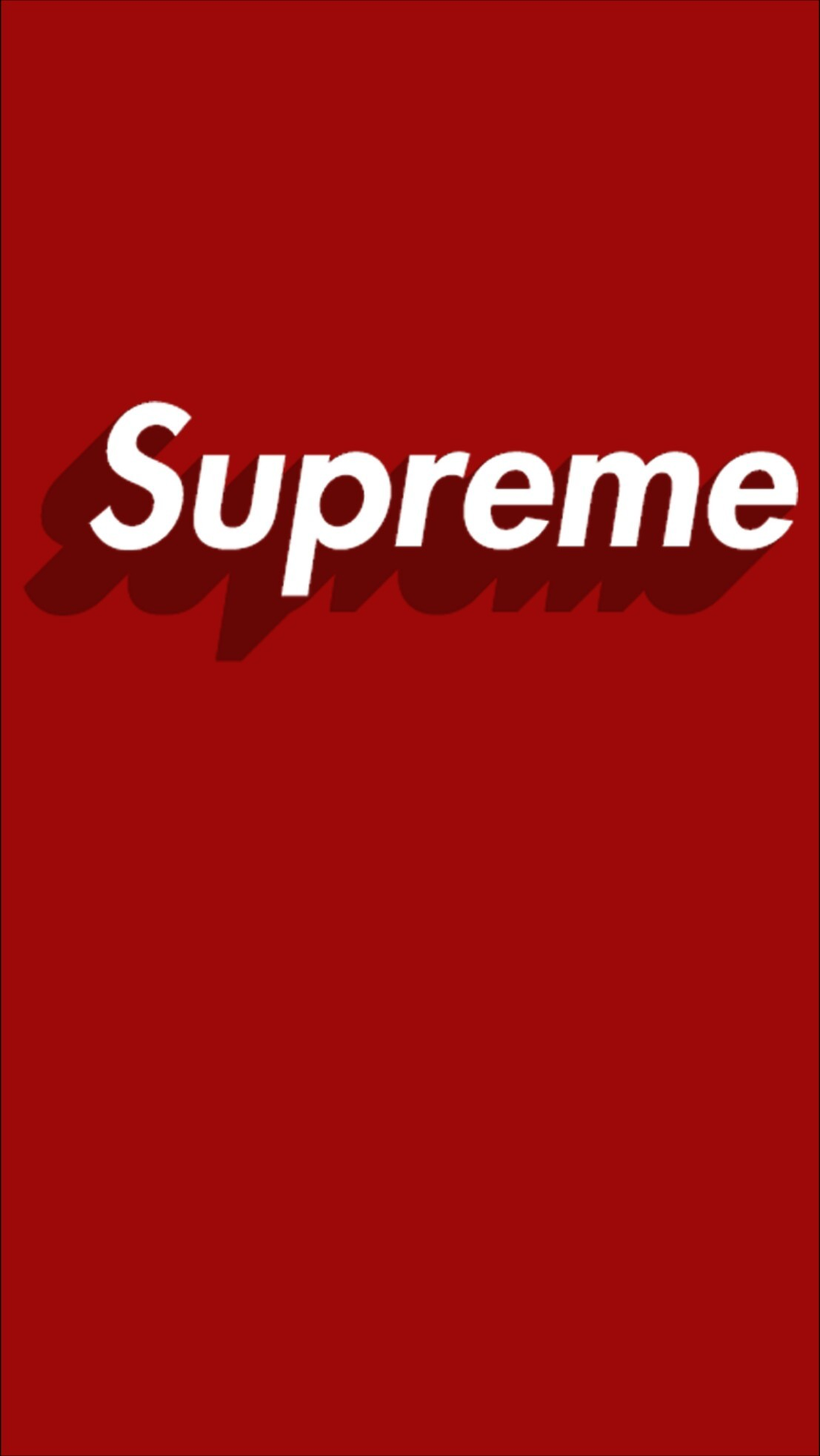 Supreme wallpapers for mobile