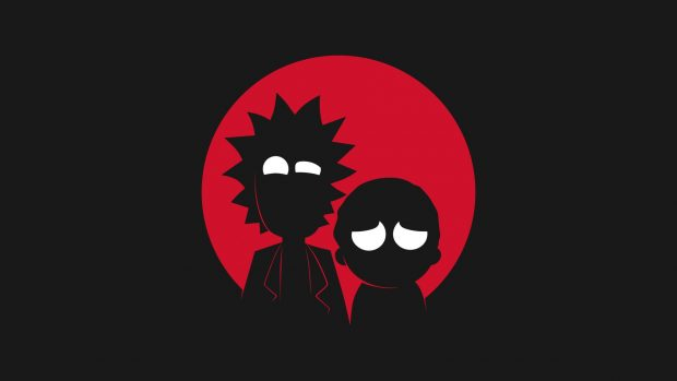 rick and morty background wallpapers