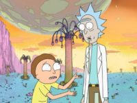 rick and morty wallpapers iphone