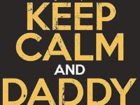 keep calm fathers day Android wallpaper