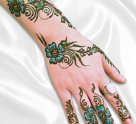 Best Mehndi Design Ides for Eid al-Fitr