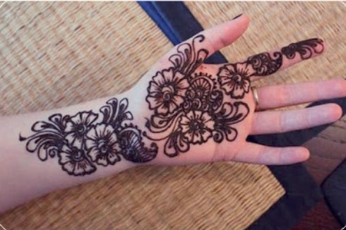 Front Hand Kids Mehndi Designs,Simple Ceiling Corner Design With Cement